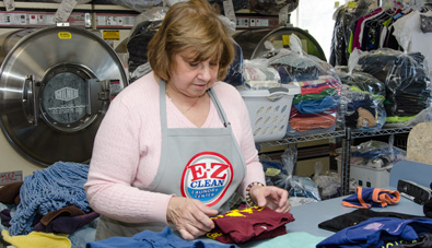 E-Z Clean Laundry Wash, Dry & Fold Service